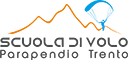 Logo Scuola Parapendio Trento colori